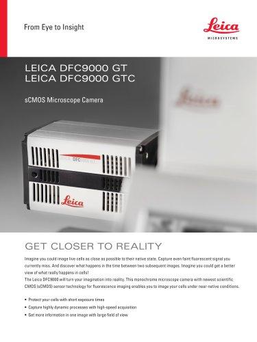 Leica DFC9000