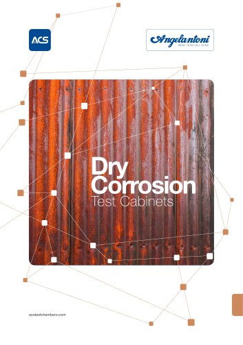 Corrosion test chambers DCTC