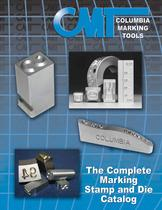 The Complete Marking Stamp and Die Catalog