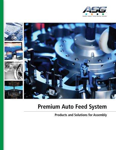 ASG Premium Auto Feed Catalog