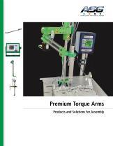ASG Premium Torque Arms Catalog