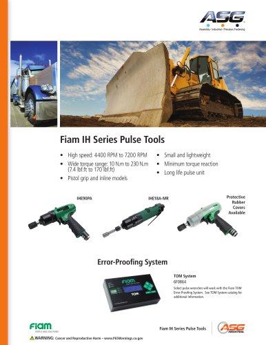Fiam IH Series Pulse Tools