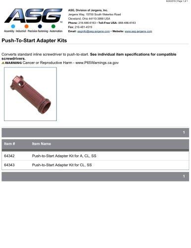 Push-To-Start Adapter Kits