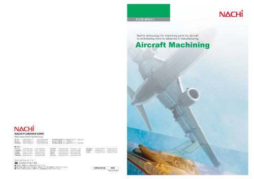 Aircraft Machining