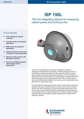 ISP 150L