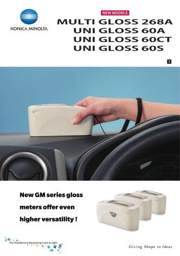 New GM series gloss