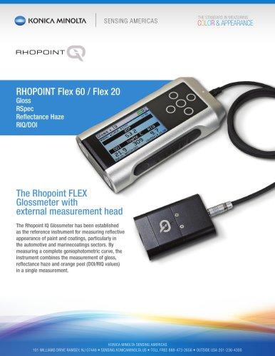 RHOPOINT Flex 60 / Flex 20
