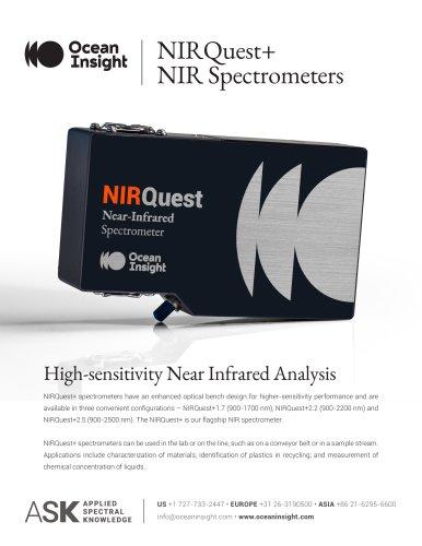 NIRQuest Spectrometer