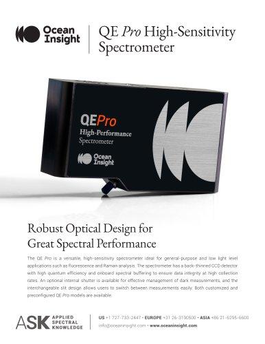 QEPro Spectrometer