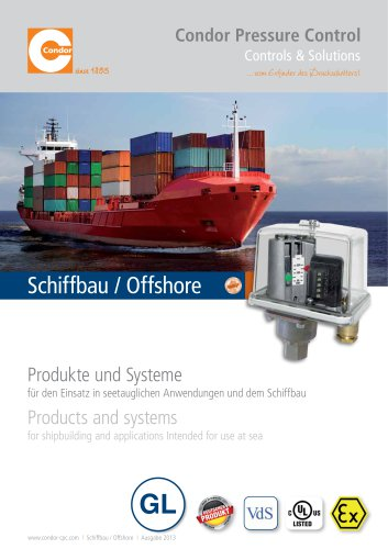 CONDOR Products -  Offshore   / GL