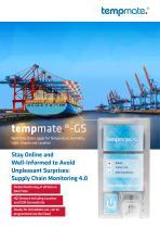 tempmate.®-GS Brochure