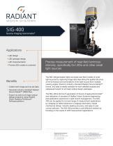 Source Imaging Goniometer (SIG-400)