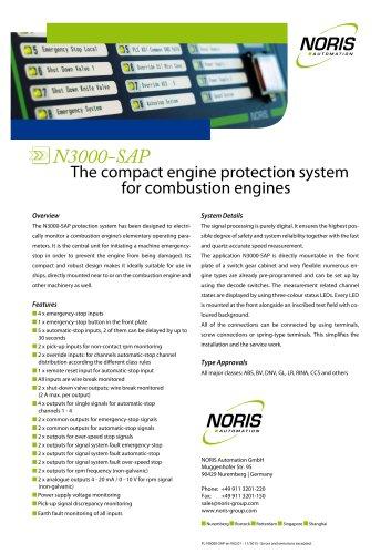 Flyer N3000-SAP