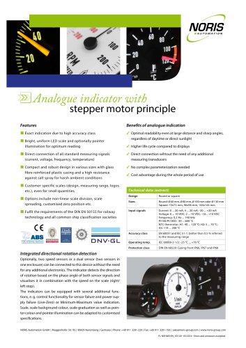 stepper motor principle
