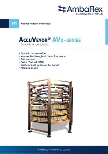 AccuVeyor® AVd100 & AVd140