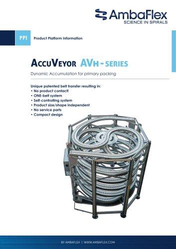 AccuVeyor® AVh- series