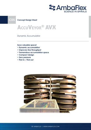 AccuVeyor® AVX leaflet