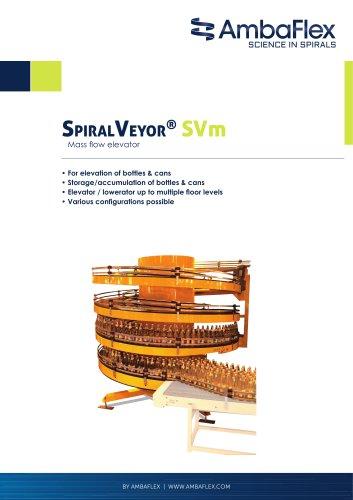 SpiralVeyor® SVM leaflet