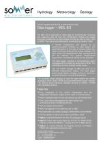 Data Logger MDL 4/1