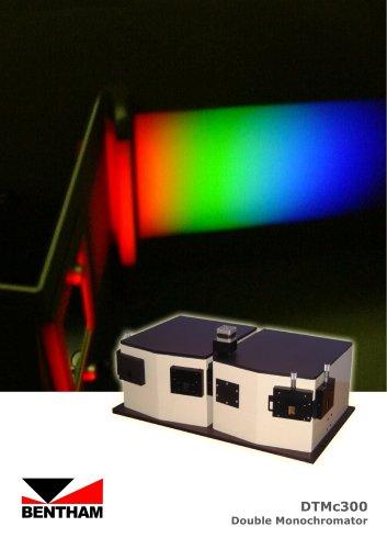 DTMc300 Triple Grating Monochromator