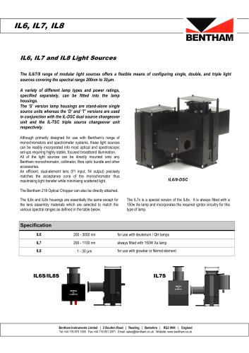 IL6/7/8 Light Sources