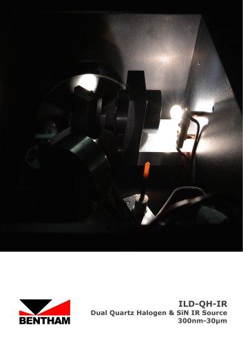ILD-QH-IR Quartz Halogen IR Dual Light Source