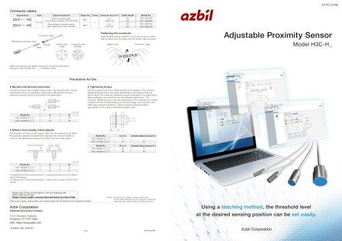 Adjustable Proximity Sensor H3C