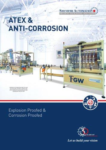 ATEX & ANTI-CORROSION