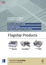 Flagship Products