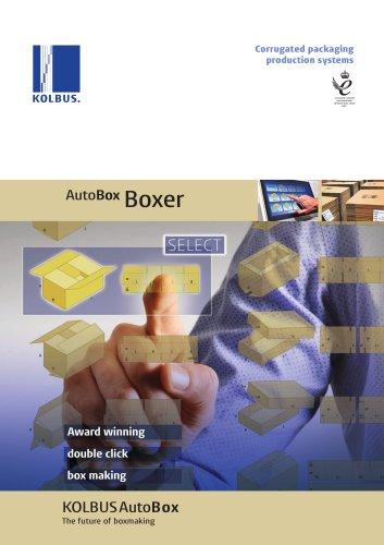 KOLBUS AutoBOX BOXER