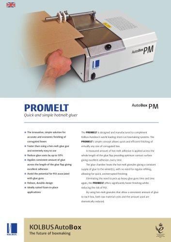 KolBus AutoBox ProMelt