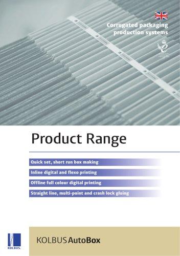 Product Range