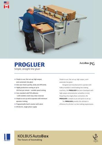 PROGLUER AutoBox PG