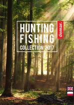 Hunting fishing collection