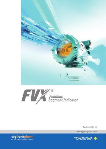 FVX Fieldbus Segment Indicator