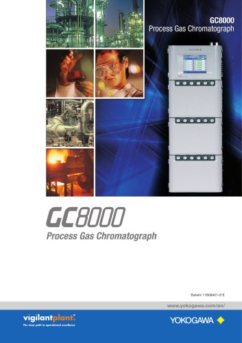 GC8000 Process Gas Chromatographs