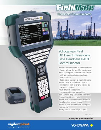 HART Communicator YHC5150X