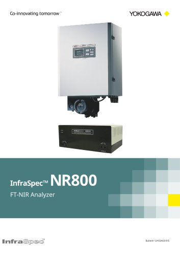 NR800 FT-NIR Analyzer InfraSpec