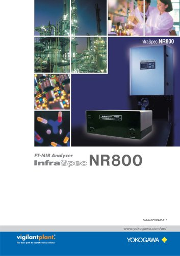 NR800 Near Infrared Analyzer