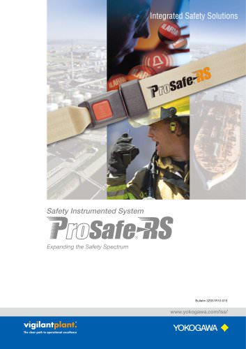 ProSafe-RS Integrated Safety Solutions