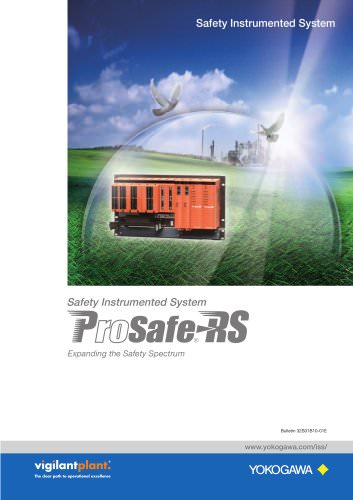 Safety Instrumented System ProSafe-RS