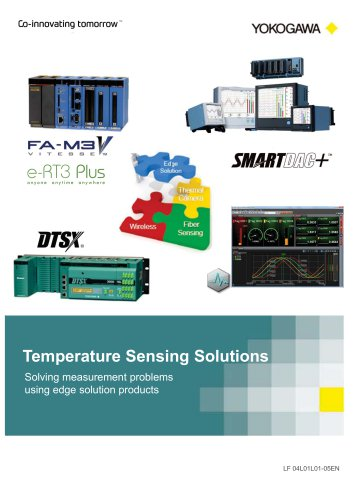 Temperature Sensing Solutions