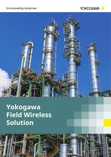 Yokogawa Field Wireless Solution