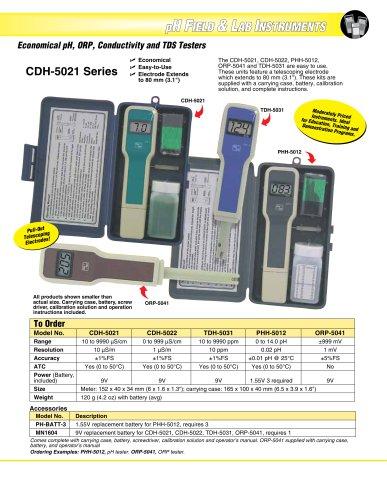 CDH-5020 Series