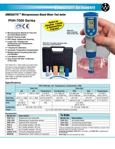 PHH-7000 Series