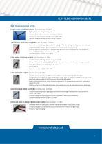 Belt maintenance tool