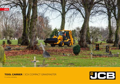 3CX Compact Cemeteries Brochure