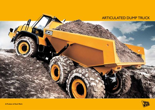 Articulated Dump Truck Brochure
