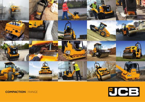 Compaction Equipment Range