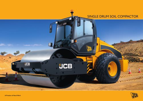 SINGLE DRUM SOIL COMPACTOR